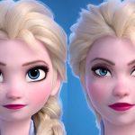 Essa artista redesenhou alguns personagens da Disney em proporções mais realistas
