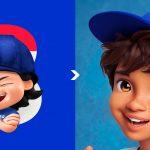Mascote das Casas Bahia passa por redesign e agora é adolescente