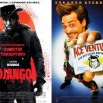Cartazes de filmes estrangeiros famosos recriados com atores brasileiros, por Beto Vieira